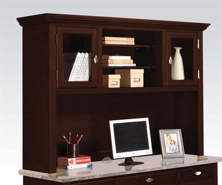 92013 Britney Office Hutch  White