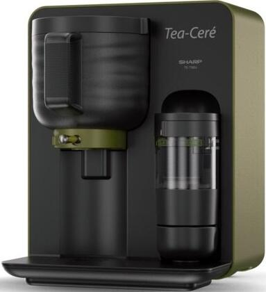 TE-T56U-GR Tea-Cere Matcha Maker with Patented Dual-Sick Ceramic Grinding System  in