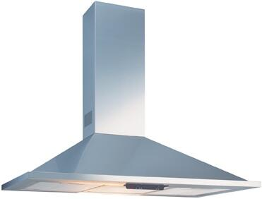 """Barcelona Collection ESVAL36SS 36"""""""" ESV Wall Mounted Range Hood  300 CFM  and Energy Star Compliant in Stainless"""" 156790"""