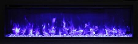 Amantii SYM-88 Electric Fireplace