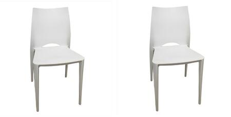 AL10006 Dolce Chair With Abs Frame In