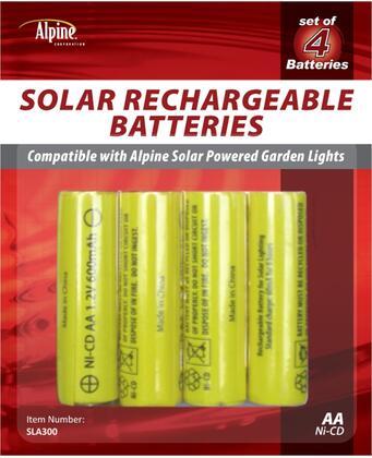 SLA300 Solar Light Battery 4