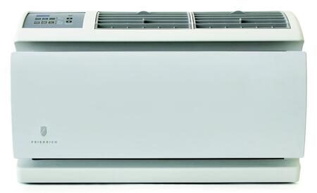 WallMaster WE12D33 Through-The-Wall Air Conditioner with 12000 Cooling BTU  11000 Heating BTU  3-Speed Fan  9.8 EER  290 CFM  R-410A Refrigerant and 24-Hour