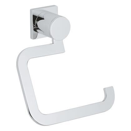 Grohe 40279000 Allure Toilet Paper Holder, Starlight