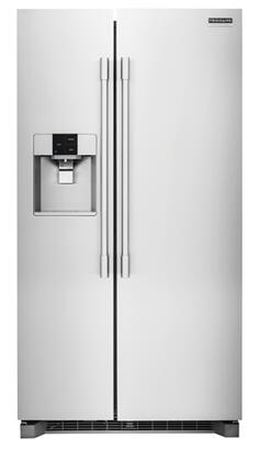 Frigidaire Professional FPSC2277RF Stainless Steel Side-By-Side Refrigerator