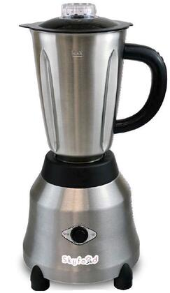 Li-1.5 48 Oz. Blender With 18 000 Rpm  1-peak Horsepower  Stainless Steel Blade And Stainless Steel