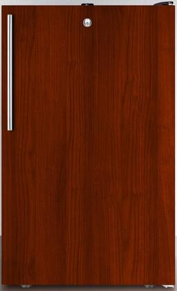 FF521BLBI7IF 20 inch  Commercially Listed Built-in Undercounter All-refrigerator with 4.1 cu.ft. Capacity  Auto Defrost  Door Lock and Adjustable Thermostat: