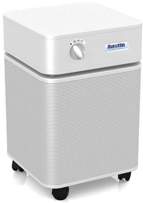 B405WHI Allergy Machine Air Purifer  60 Sq. Ft. Medical Grade True HEPA  3 Fan Speeds  5 Years Filter Life  Solid Steel Construction  CSA and UL Approved and