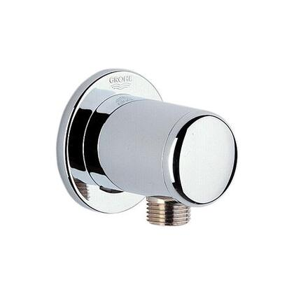 Relexa 28672000 Shower Outlet Elbow  1/2 inch  in StarLight