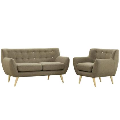 Click here for EEI-1783-BRN-SET Remark 2 Piece Living Room Set  i... prices