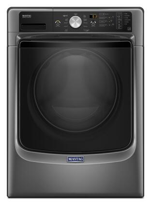 """MHW5500FC 27"""""""" Energy Star  ADA Compliant Front Load Washer with 4.5 cu. ft. capacity  Power Wash System  Fresh Hold Option  Steam Clean and Sanitize Cycle:"""" 681115"""