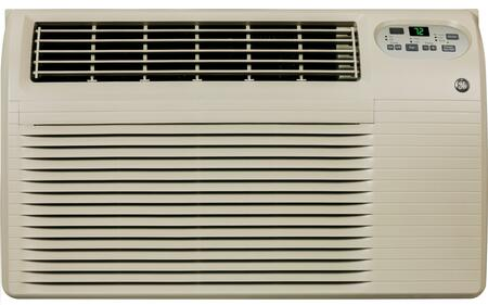 AJEQ10DCF 230/208 Volt Built-In Heat/Cool Room Air Conditioner with R-410A Refrigerant  Electronic Controls and Remote in Soft