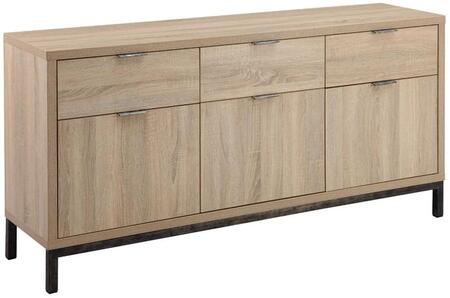 12004-BU02WW_Tavolo_3_Door__3_Drawer_Buffet_with_Washed_Natural_Finish_and_Metal_Base_in_Antique