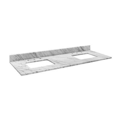 MAUT61RWT_Stone_Top_-_61-inch_for_Double_Rectangular_Undermount_Sinks_-_White_Carrara