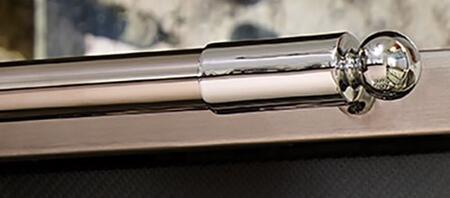 Nickel Handrail Color