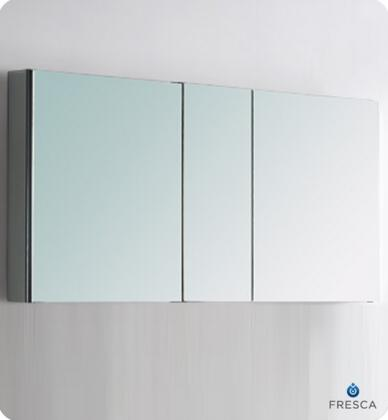 Click here for FMC8013 50 Wide Bathroom Medicine Cabinet with 3 M... prices