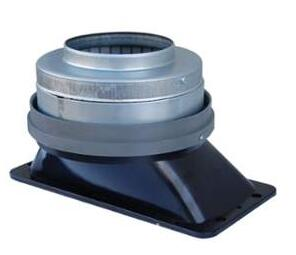 WS-68NCFMR 7 Inch to 6 Inch Tapered Duct CFM Reducer for Windster WS-68N Series Island Range