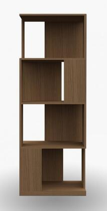 CP1107F-K02-MP Timber Cabinet with Open Storage Compartments in Light Birch