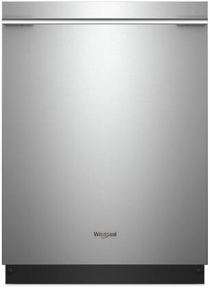 "Whirlpool 24"" Tall Tub Built-In Dishwasher with Stainless Steel Tub Stainless steel WDTA75SAHZ"
