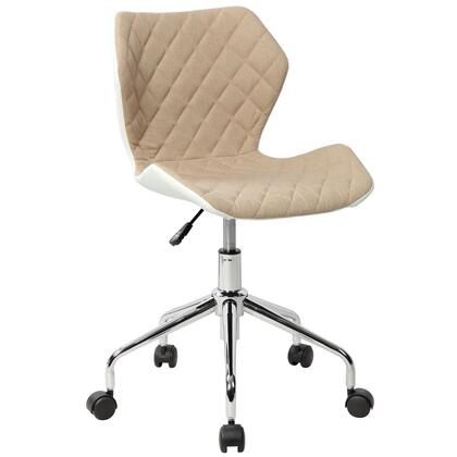 RTA-3236-BG Modern Height Adjustable Office Task Chair. Color