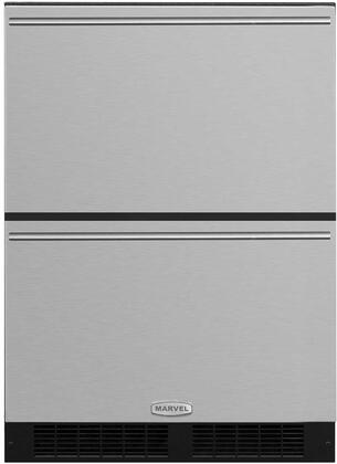 Marvel ML24RDS3NS 24 Refrigerated Drawers, Stainless Steel