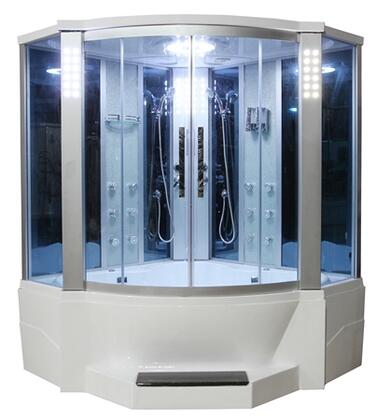WS-701 110v ETL Certified Steam Shower Enclosure
