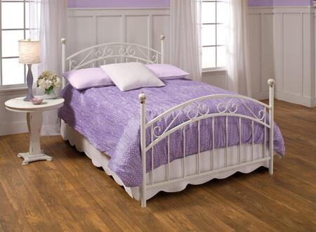 Emily 1864BFR Full Sized Bed Sized Bed with Headboard  Footboard and Frame in