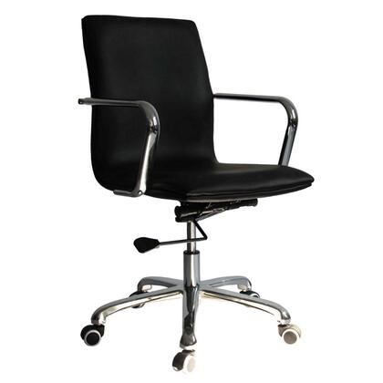 FMI10170-black Confreto Conference Office Chair Mid Back