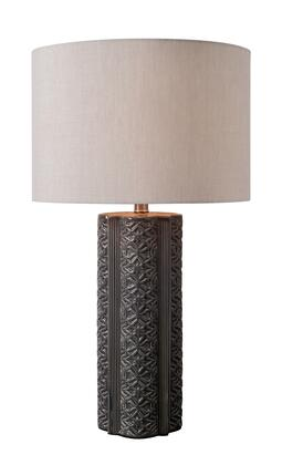 Filigree 33160GRY Table Lamp with 3-Way Socket Switch  15