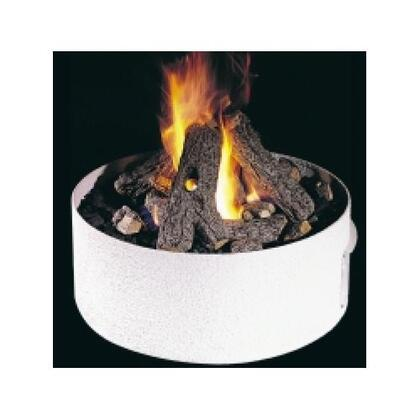 OCR-34-BASE-01 34 Inch Fire Pit Base With Natural Gas Burner And On/Off