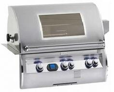 E790I4-E1PW Echelon Diamond Series Built-in Grill  Digital Thermometer  Advanced Hot Surface Ignition  792 Sq. In. Cooking Surface  Magic View Window  288 Sq.