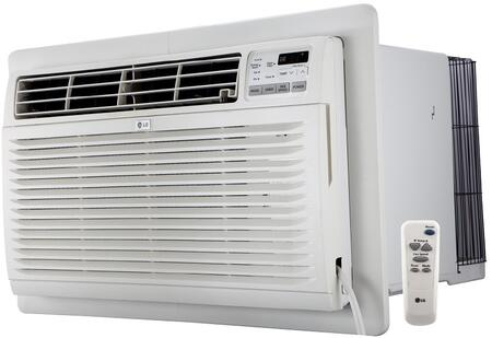 "LT1036CER 24"" Energy Star Through The Wall Air Conditioner with 9800 BTU Cooling Capacity Gold Fin Anti Corrosion Coat 3 Cooling and Fan Speeds and 250 CFM"