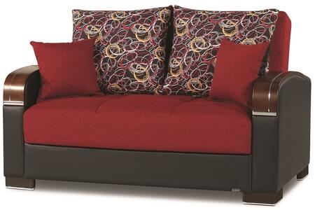 Mobimax Collection MOBIMAX LOVE SEAT RED 21-441 65