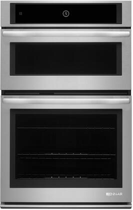 JENN-AIR JMW2427DS 27 Inch 5.7 cu. ft. Total Capacity Electric Oven/Microwave Combo Double Wall Oven