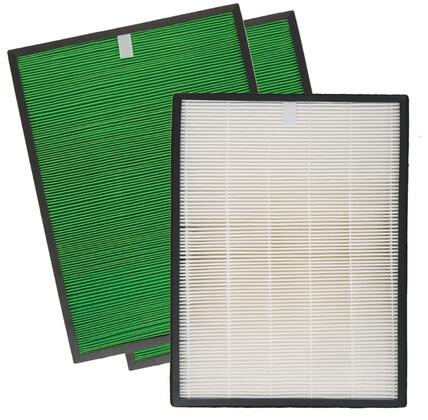AP260HFRK HEPA Filter Replacement Kit for AP260 Air Purifier Contains 1 HEPA Filter and 2 Antibacterial Filters  Removes 99.97% of All Particles
