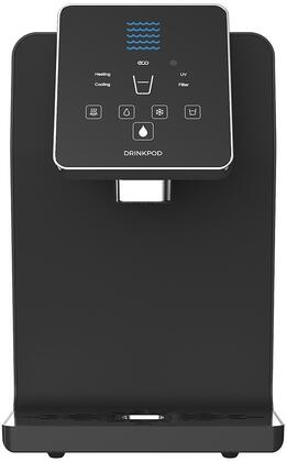 DP1000B 1000 Series Countertop Water Dispenser with Ultra+3 Filtration Technology  UltraVi Light Sterilization  Touch Controls  in