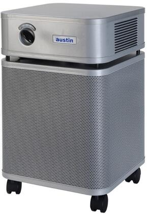 B410D1 Pet Machine HEPA Air Purifier  400 CFM  1500 Sq. Ft.  15 Lbs. Carbon Blend  360 Degree Intake  Smooth Roll Casters and 3 Speed Fans in 890432