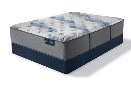 iComfort Hybrid 500822991-FMF Set with Blue Fusion 100 Firm Full Size Mattress +