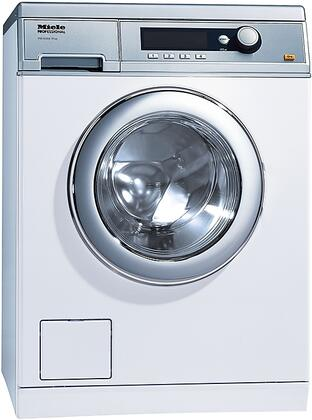 "PW6068WH 24"" Little Giant Professional Series Front Load Washer with 15 lb. Capacity  1400 RPM Spin Speed  and Delay Start  in Lotus"