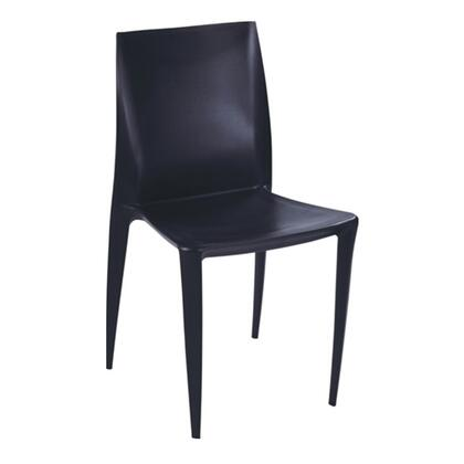 FMI2015-GREEN Square Dining Chair
