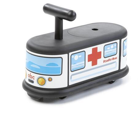 2000AMB La Cosa Toy Ambulance