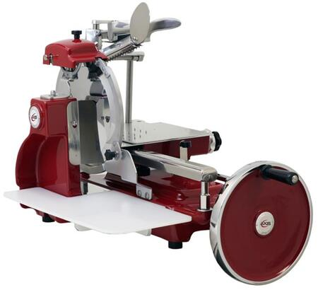 AXVOL12 Flywheel Slicer with 12 inch  Blade Size  .50 HP Motor  Incorporated Sharpener  in