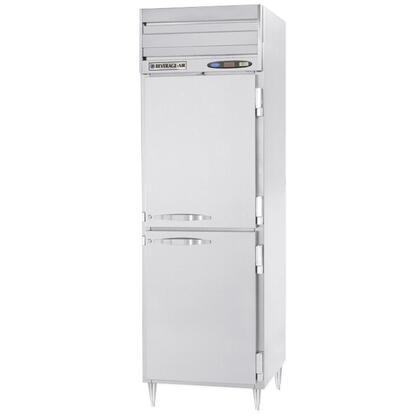 PRF12-12-1HS-02 One Section Half Door Dual Temperature