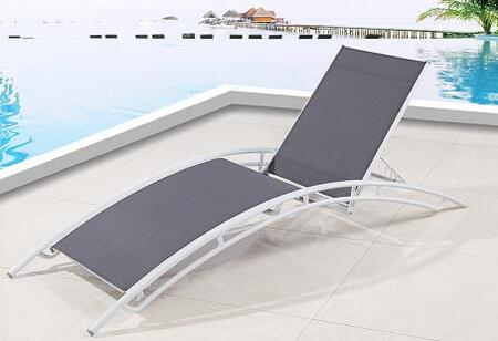 B925 Global Furniture USA Chaise in