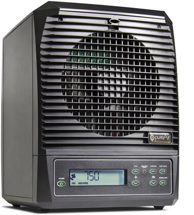 PUREAIR3000GT Air Purifier with 3000 Sq. Ft. Coverage Area  Remote Control  Photo Catalytic Oxidation  Needlepoint Ionization  Pulse Ionization  Washable Rear 751040