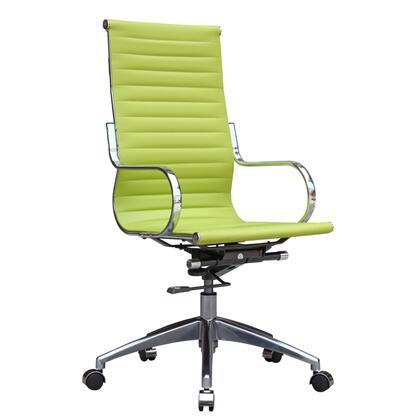 FMI10227-GREEN Twist Office Chair High Back