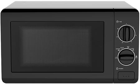 MM07V1B Microwave Oven with .7 cu. ft. Capacity  Rotary Control  700 Watts  and Turntable  in