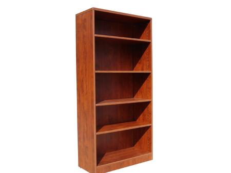 N158-C 65 Bookcase with 3mm PVC Banding in
