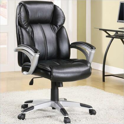 800038 Office Chairs Casual Faux Leather Office Task Chair in