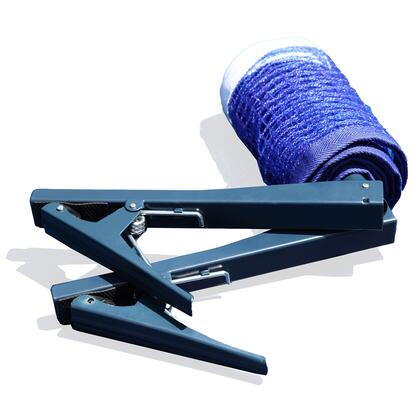 NG2347P Deluxe Table Tennis Ez Clamp Clip-On Post & Net